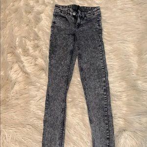 Acid washed H&M Jeans
